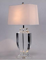 40 Moderne / Nutidig Bordlampe , Funktion for Krystal , med Krom Brug Til/fra Kontakt