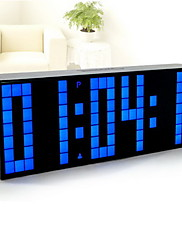 Digitální Umělá hmota Budík,LED