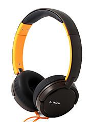 Ga500 fone de ouvido sem fio de fone de ouvido fechado sem microfone