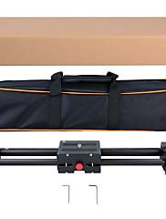 Yelangu zatahovací videokamera jezdce l50d dolly 50cm dráha kolejnice stabilizátor 100cm skutečná klouzavá vzdálenost zatížení až 5kg