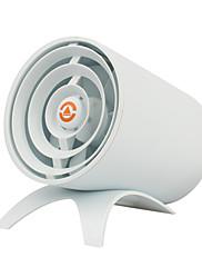 Usb fan mini ventilador de ar condicionado 4 polegadas volume de ar mute desk estudante dormitório refrigerador desktop pequeno