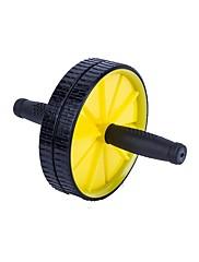 Kolečka na posilování břicha Jóga Fitness Tvarovaný potah Jednoduchý Ocel-