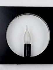 AC 220-240 AC 110-120 40 E14 LED Moderno/Contemporâneo Pintura Característica for LED,Luz Ambiente Luz de parede