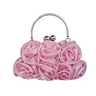 vackra siden kväll handväskor / kopplingar / handtag högst upp väskor / muddar fler färger tillgängliga