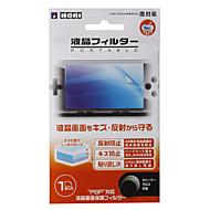 Protecteur d'écran LCD pour PSP 2000