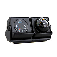 Cars Vehicles Navigation Compass Ball With Thermometer - Adjustable Angle LP-503
