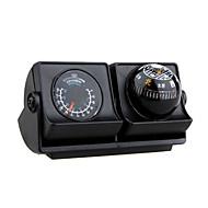 veículos automóveis navegação bússola bola com termômetro - ângulo ajustável lp-503 (szc2396)