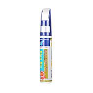 autolak pen-auto krassen repareren-touch up-kleuren touch voor nissan QX1-ivoorwit