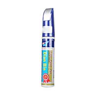 carro riscos de pintura automóvel pen-remendar-touch de cor-de-prata vw skoda-la7w-reflexo (szc5923)