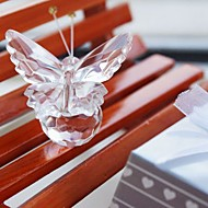 Gifts Bridesmaid Gift Clear Crystal Butterfly Wedding Favors