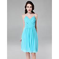 BREEZY - kjole til brudepige i chiffon