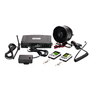Two-Way Car Alarm System + 5000M Super Distance Control + Anti-Hijack