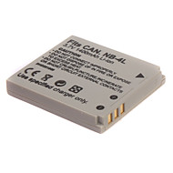 1400mAh סוללה המצלמה NB -4L עבור CANON IXUS 50,40 30,40 PowerShot SD200 , SD300