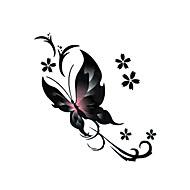 #(5) Tatoveringsklistremerker Dyre Serier Mønster VanntettDame Jente Tenåring Flash-tatovering midlertidige Tatoveringer