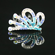 Gorgeous Cubic Zirconia Wedding Flower Girl Tiara More Colors Available