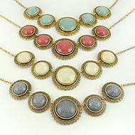 アンティーク調♥ファッション♥円形♥ネックレス