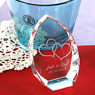 Gifts Bridesmaid Gift Personalized Elegant Crystal Table Display Keepsake