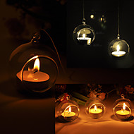 Candle Holder with Set of 1 Pieces(Without hanging strings)