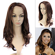 Full Lace (French Lace) 100% Human Remy Hair Eva Longoria's Hair Style Wig