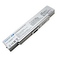 batterie pour sony vaio vgn-ar vgn-cr vgn-nr vgp-bps10 VGP-BPS9 VGP-BPS9A / b VGP-BPS9 / b VGP-BPS9 / s d'argent