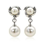 Gilt classici Orecchini di perle