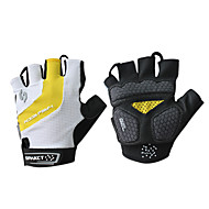 Spakct® Sports Gloves Men's / Unisex Cycling Gloves Spring / Summer Bike Gloves Anti-skidding / Easy-off pull tab Fingerless Gloves