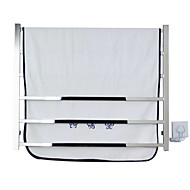 """Towel Warmer Stainless Steel Wall Mounted 600 x 800 x 110mm (23.6 x 31.4 x 4.33"""") Stainless Steel Contemporary"""