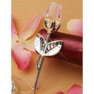geschenken bruidsmeisjegift crystal rose aandenken