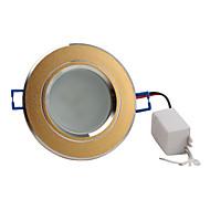 Indlagt retrofit Indlagte lamper/Loftslamper (Warm White 400 lm- AC 220-240