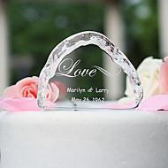 Décorations de Gâteaux Cristal Thème de jardin