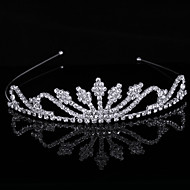 Women's Alloy Headpiece - Wedding/Special Occasion/Outdoor Tiaras