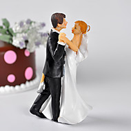 Cake Toppers Sexy Dancing Bride & Groom Figurine  Cake Topper
