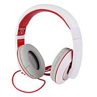 mode Comfort bas stereo hoofdtelefoon met hoofdband microfoon (3,5 mm jack + 1,2 m kabel)