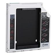 SATA til SATA andre hdd harddisk caddy for 12.7mm universell cd / dvd-rom