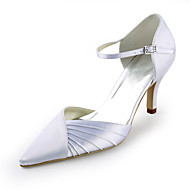 Women's Wedding Shoes Heels Heels Wedding Black/Blue/Pink/Red/Ivory/White/Silver