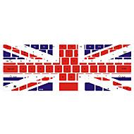 """union jack mønster tastatur cover til 13 """"15"""" MacBook Pro"""