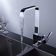 Sprinkle® Kitchen Faucets Centerset with Chrome Single Handle One Hole
