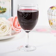 Personalized Red Wine Cup
