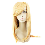 Cosplay Wig Inspired by Sword Art Online Asuna Yuuki Blond