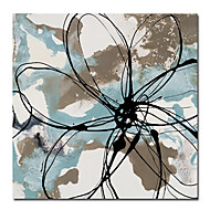 """Stretched Canvas Prints Abstract 24"""" x 24"""""""