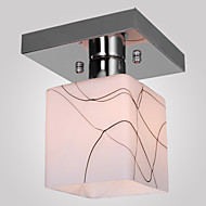 Flush Mount ,  Modern/Contemporary Electroplated Feature for Mini Style Metal Kitchen