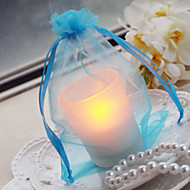 Glass LED with Organza Bag (More Colors)
