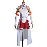 Sword Art Onlinen Asuna Yuuki animaatio cosplay-rooliasu
