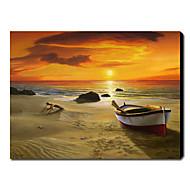Håndmalt Oljemaleri Landscape Seascape 1211-LS0215