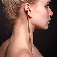 귀걸이에 대한 여성의 클립 (하나의 팔다)