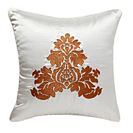 Silk Pillow Cover , Novelty Modern/Contemporary