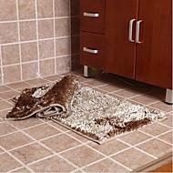 Elaine rost nedvszívó csúszásgátló szőnyeg (2db) (50 * 80cm, khaki)