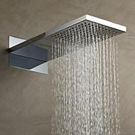 Contemporary Rain Shower Chrome Feature for  Rainfall , Shower Head