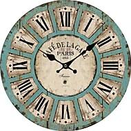 estilo retro relógio de parede do vintage