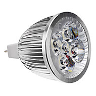 6W GU5.3(MR16) LED Spot Lampen MR16 5 High Power LED 280 lm Natürliches Weiß DC 12 V
